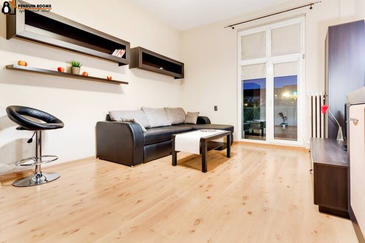 Apartment 2212 - Wrocław - Leilighet