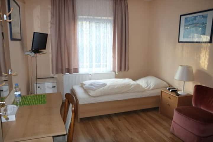 Comfortable Einzelzimmer