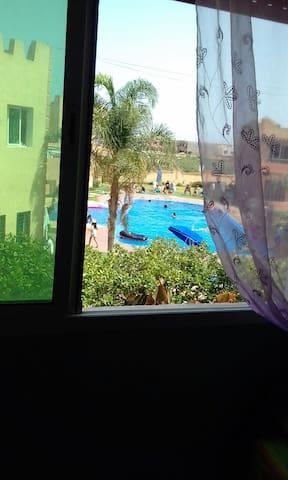 Bel appartement bien équipé - Sidi Bouzid - Lägenhet