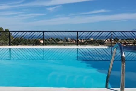 Natural Blue Green apartments - Acharavi - Apartament