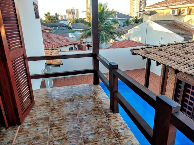 Casa Capim Dourado - Suíte Taquaruçu