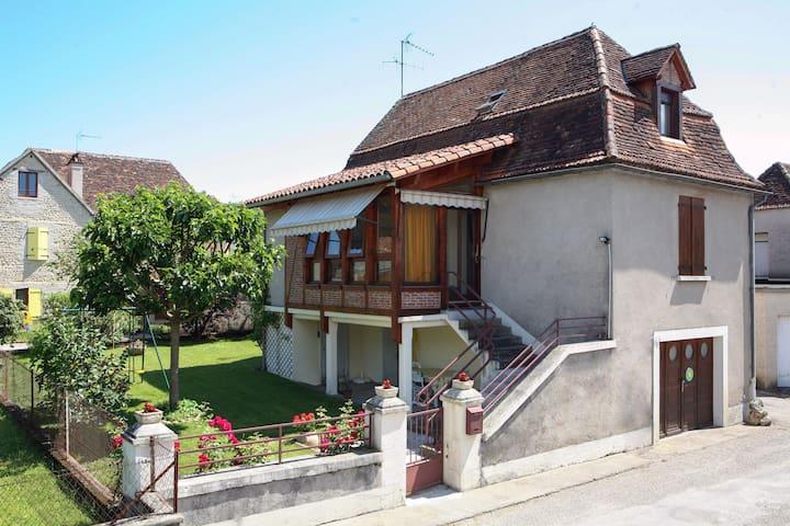 Maison proche Rocamadour et Padirac - PUYBRUN - Rumah