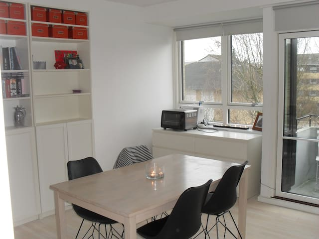 2-bedroom apartment close to Copenhagen - Glostrup - Departamento
