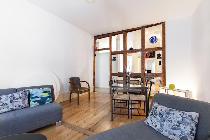 Nice room in Strasbourg's heart - Estrasburgo - Apartamento