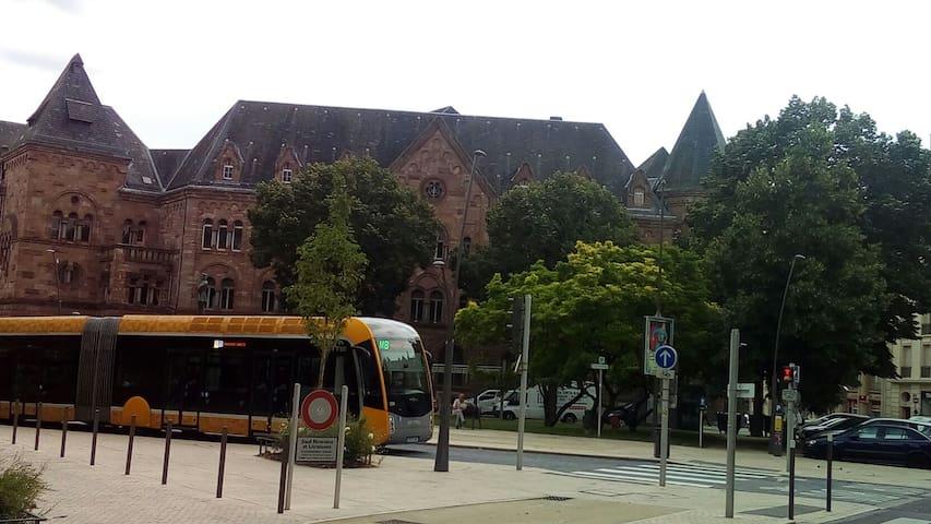 Le Mettis pour découvrir Metz