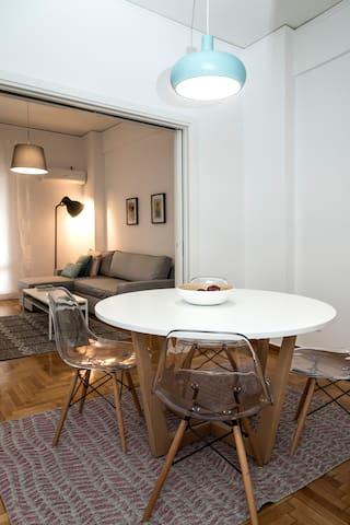 Διαμέρισμα κοντά σε μετρό, Μαξίμου, Προεδρικό