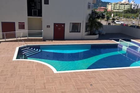 Lindo Apto - Ingleses Florianópolis/SC- 50m-Praia