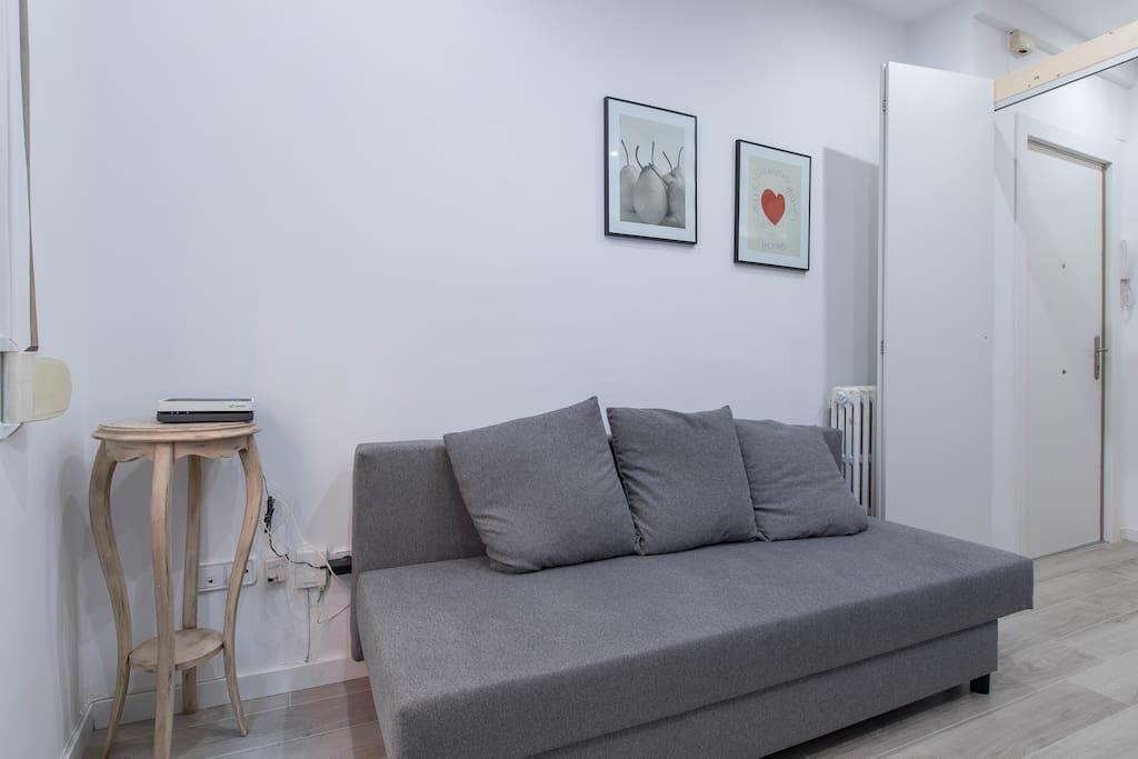 Salón / Living romm