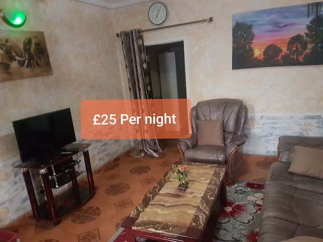 Darboe's apartment( Self Catering)