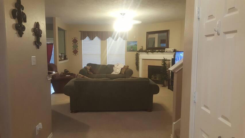 4 bedroom home fully furnished - Porter - Casa