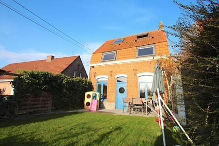 Charming house near Ghent - Gent - Ház