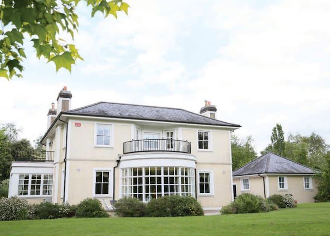Majestic 4 bedroom home Mount Juliet - IRISH OPEN