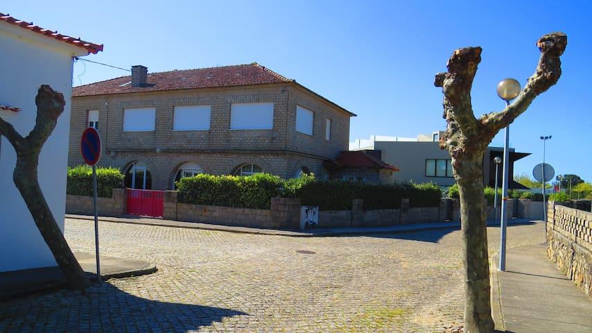 Casa dos Paralelos - Moledo - Hus