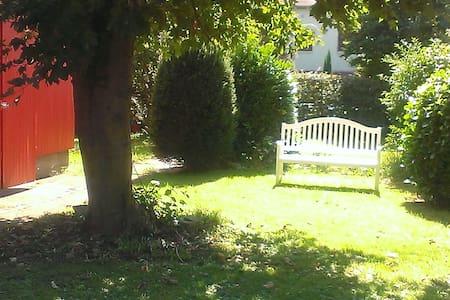 Originelles Gartenstudio - Muttenz - Apartemen