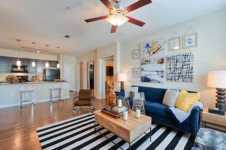 Stay as long as you want | 1BR in Cypress