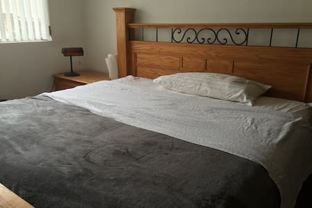 A Sound Sleep on Kingsize Bed! - Pasadena - Wohnung