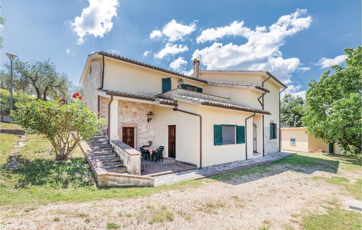 Awesome home in Giano dell'Umbria PG with 1 Bedrooms
