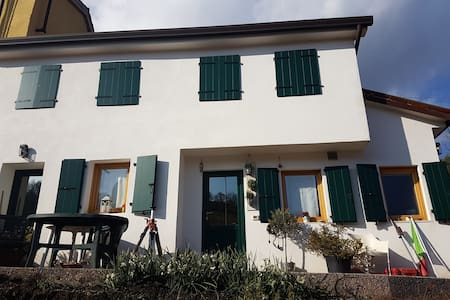 Home Nature - Valrovina - Casa