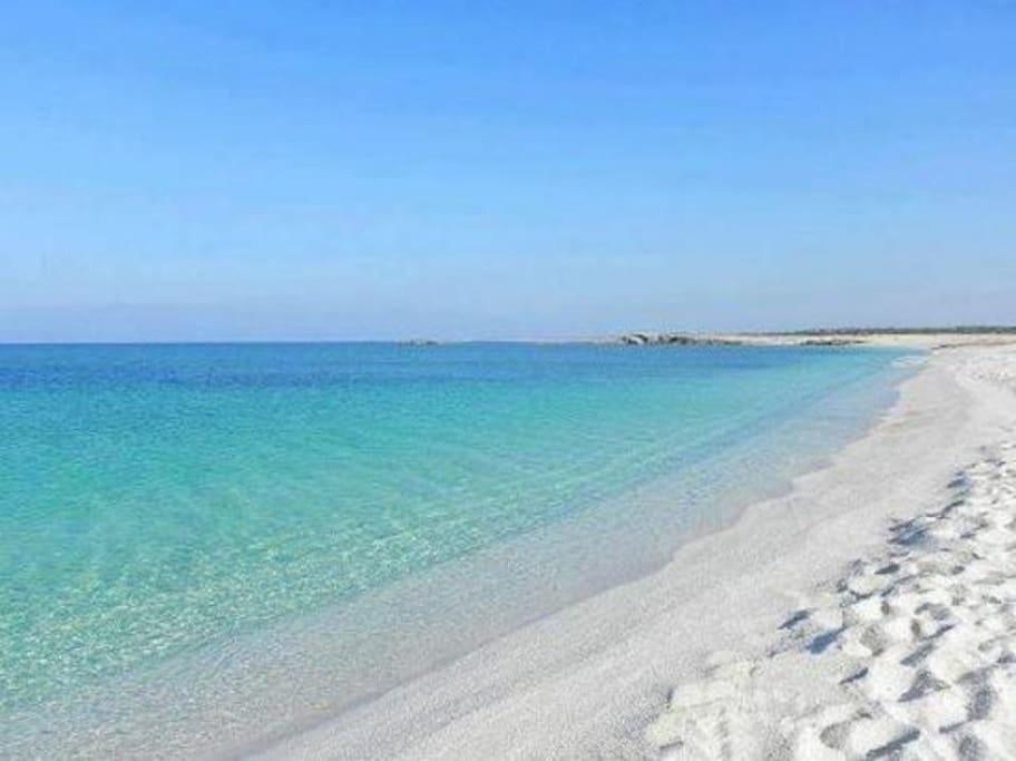 Spiaggia Marie Ermi