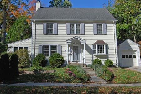 Modern 5 bedrooms house in Larchmont 25 min to NYC - Larchmont