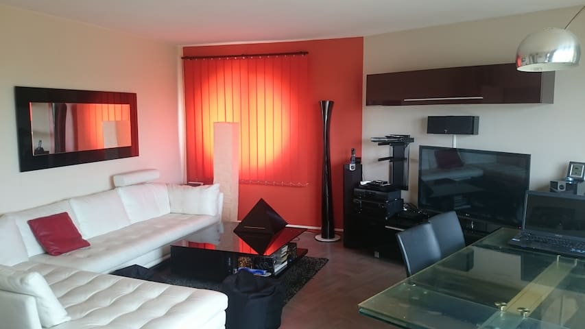 Room in a very nice flat in Rueil-Malmaison