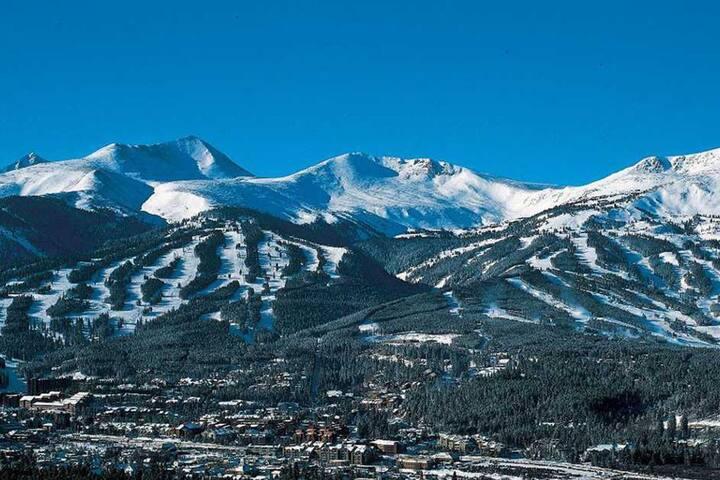 Thanksgiving Discount Ski-In Ski-Out Breckenridge