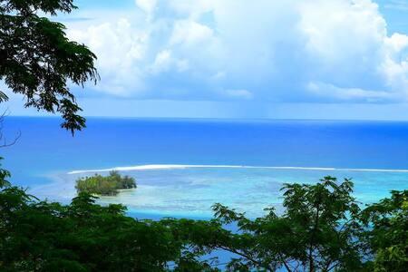 L' Auberge Polynésienne 3PTISCOCHONS