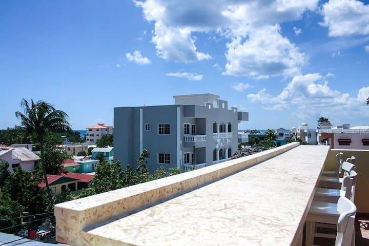 Tropical Village Bayahibe Villa Iguana Sky