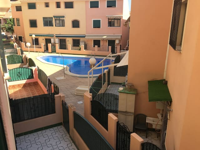 Great aparment nearby to the beach - Los Alcázares - Byt