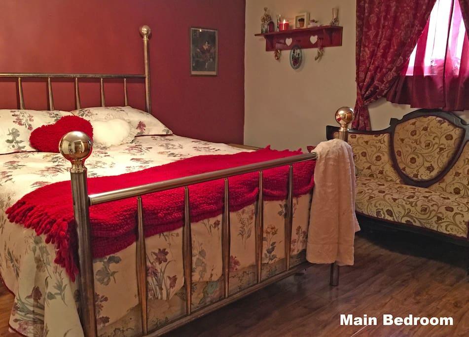 Main Bedroom, view 2
