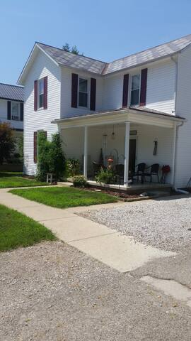 Relaxing Home, Small town setting - Laurelville - Ev