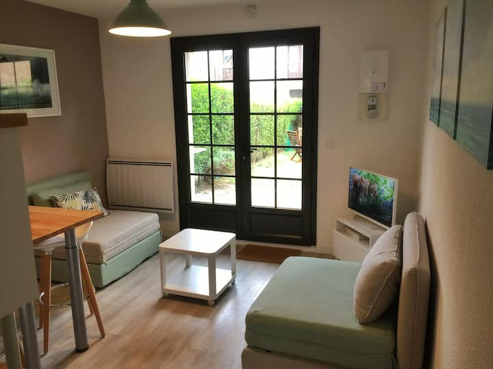 Le Petit Nid Maritime, Charming 3 Beds with Garden