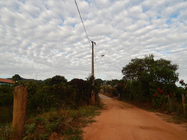 Sossego e natureza na Serra da Moeda - Brumadinho - Hus