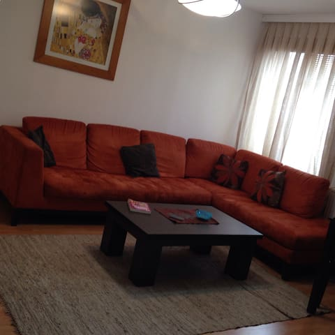 Cozy apartment in the city center - Prishtina - Departamento