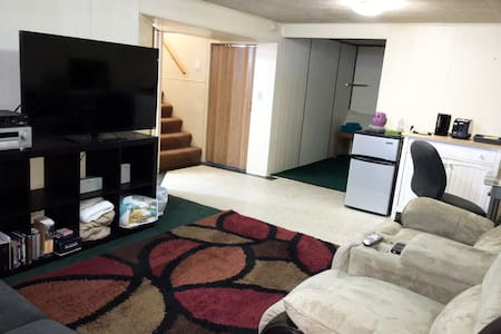 Salt Lake City, Midvale  - Basement - Midvale