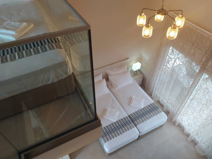 Sithonia Suites - Brand New Luxury Apartments