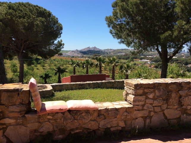 Casa de Madera con piscina en Arcos, Cadiz