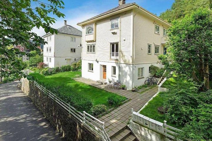 Nice apartment close to the city center! - Bergen - Lägenhet