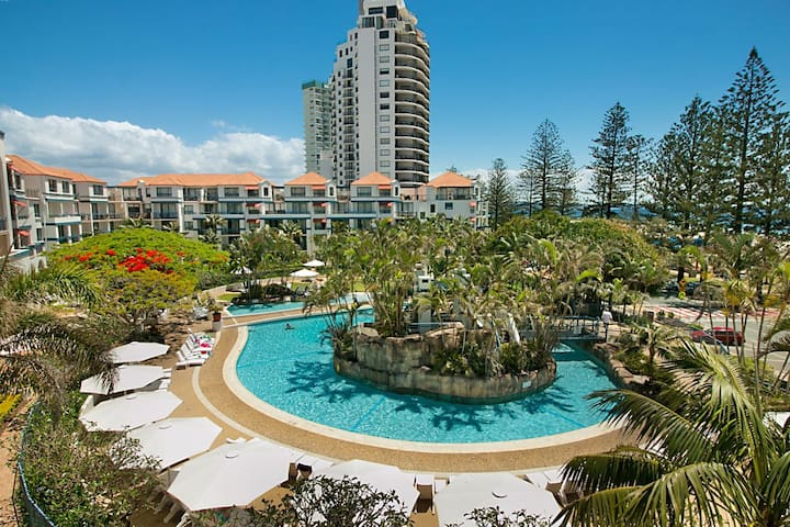 Calypso Plaza Resort Unit 426