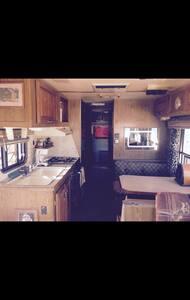 Slab City Hostel-Camper/RV - Wohnwagen/Wohnmobil