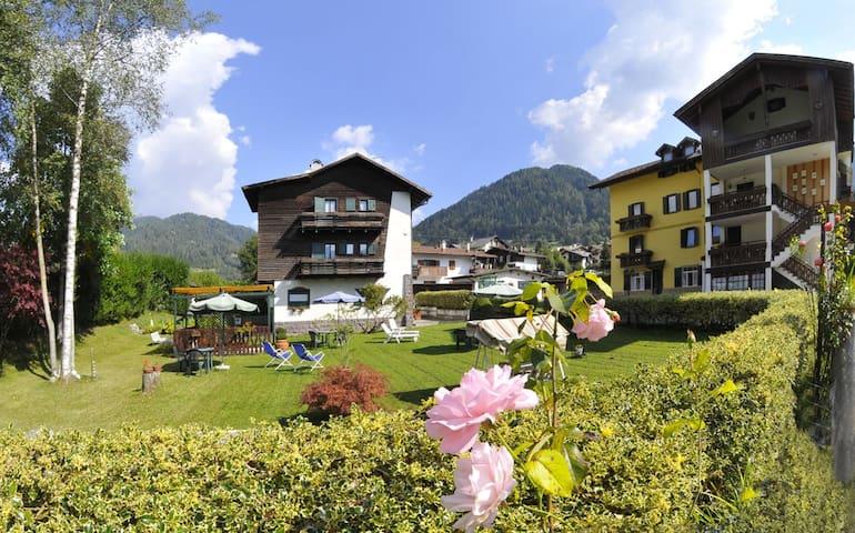 Villa Marchesoni Secondo Piano, App. Brandstetter - Transacqua - Apartment