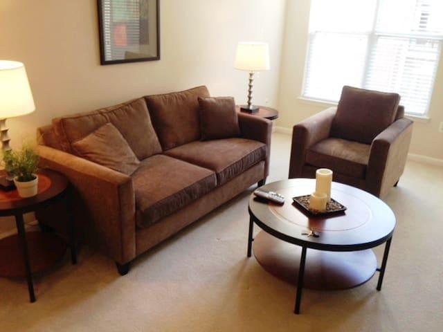 [2302-1] Luxury Living in Bethesda - North Bethesda - Apartemen
