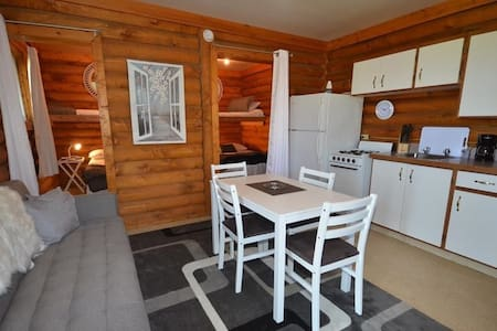 2 bedroom cabin at Delaronde Resort - Cabin #2