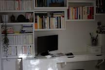 bureau/chambre 4