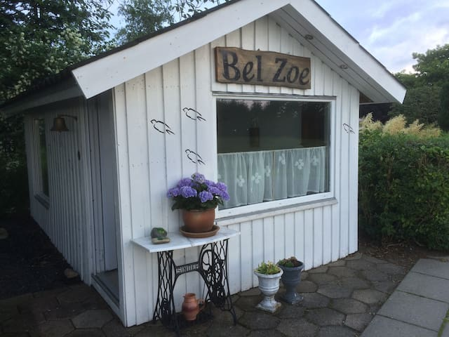 Svalereden - luksus hytte med hygge i massevis - Tjele - Srub