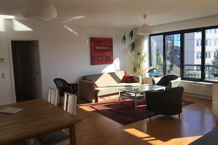 Flagey, 1 or 2 bedroom(s) apartment - Ixelles - Apartment