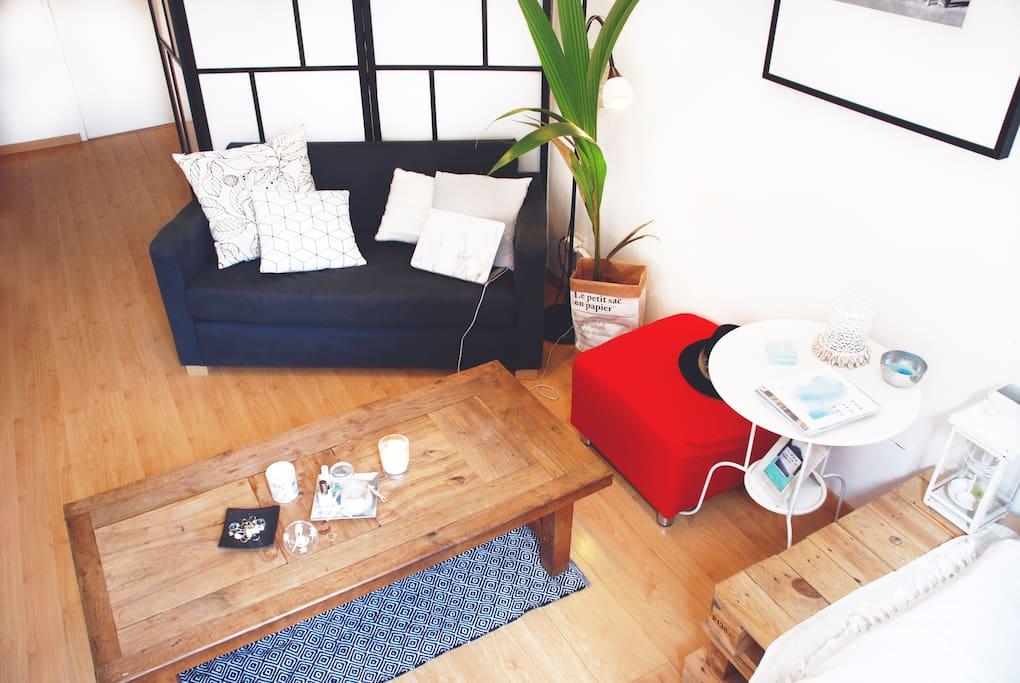 Appartement t2 40m2 apartments for rent in bordeaux for T2 bordeaux