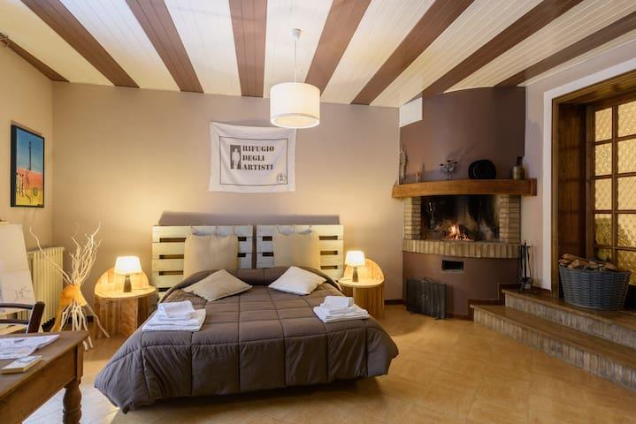 RIFUGIO DEGLI ARTISTI - San Quirico - Apartament