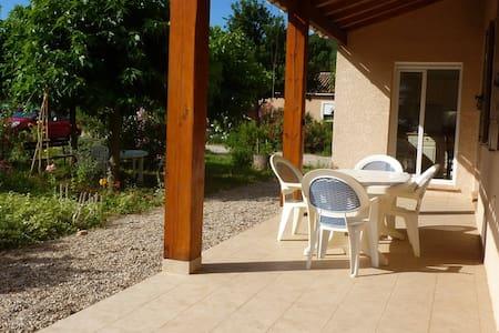 La petite maison du Salagou - Hérault