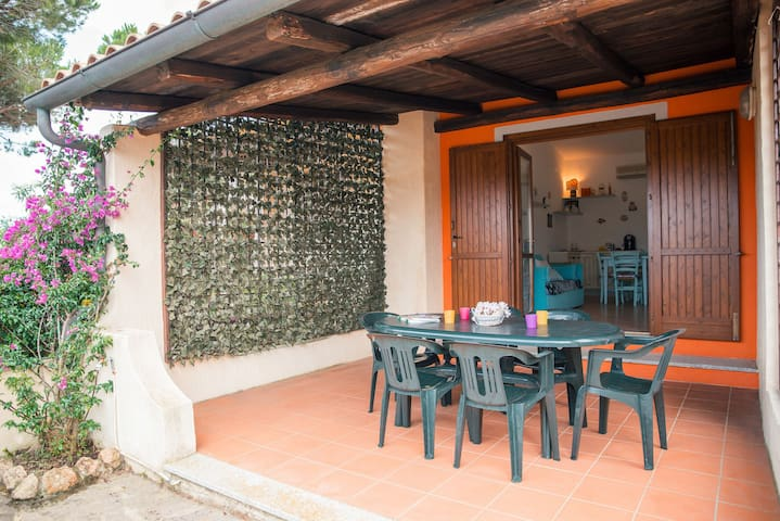 Holiday home close to the beach - Villetta Ulisse